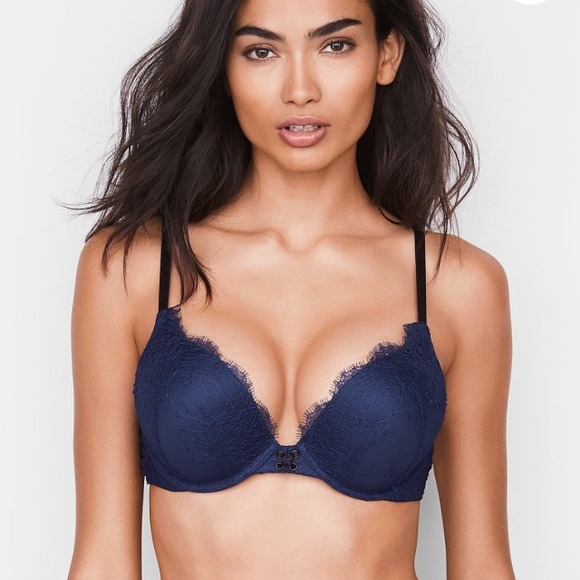 c0dddf7ca4a899 Victoria s Secret Bombshell Bra Push-Up Ensign